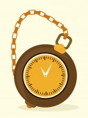Time design. — Stock Vector