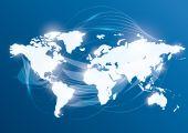Welt-design. — Stockvektor