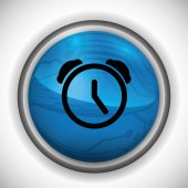 Alarm design — Stock Vector