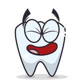 Dental care design — Stock Vector