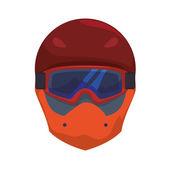Snowboarding design — Stock Vector