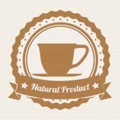 天然产品设计 — 图库矢量图片