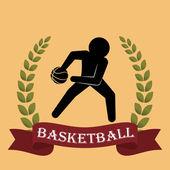Basket design — Stockvektor