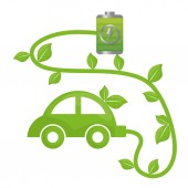 Save Energy design — Stock Vector