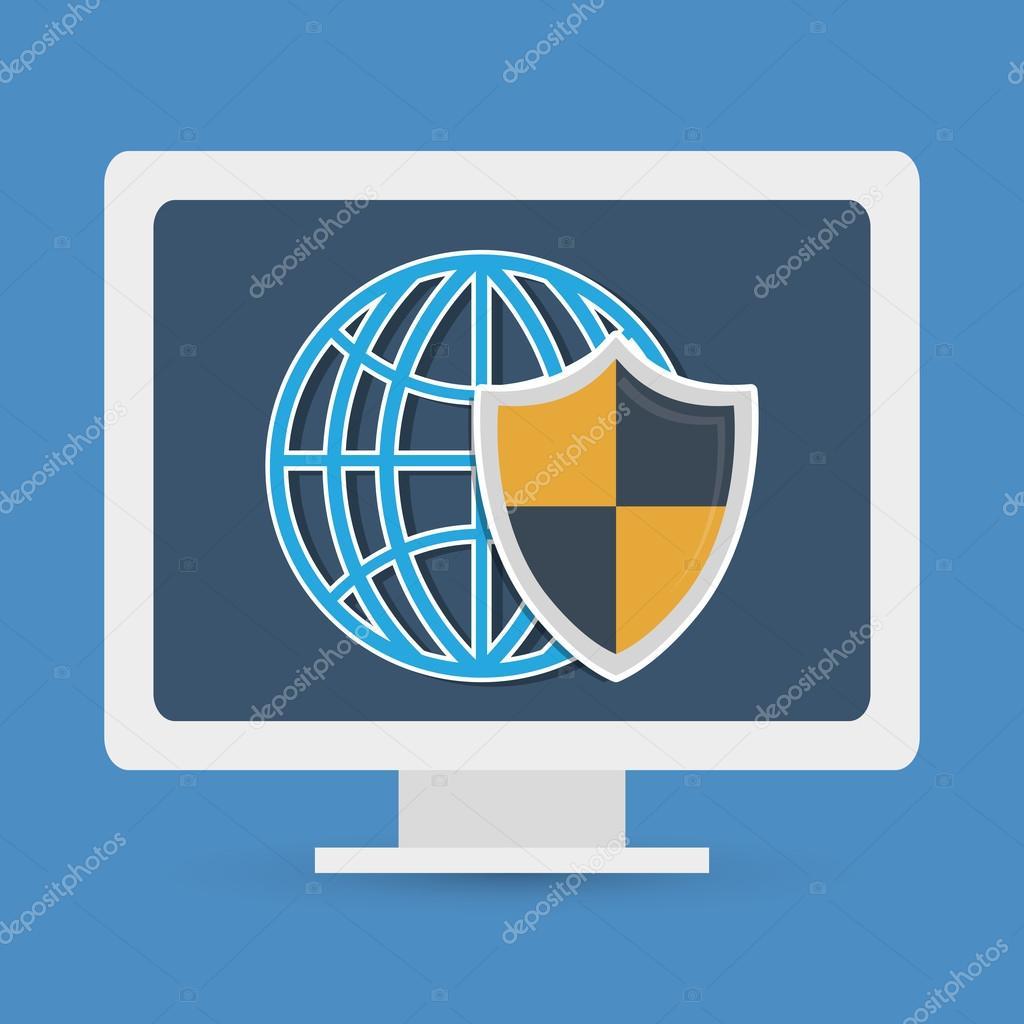 安全系统监控图形设计