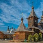 Church of St. Sergius of Radonezh. — Stock Photo #64856661