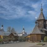 Church of St. Sergius of Radonezh. — Stock Photo #64856723