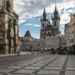 Church of Our Lady before Tyn in Prague. — Stock Photo #64858417