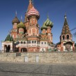 St. Basil's Cathedral on Red Square. — Stock Photo #67415115