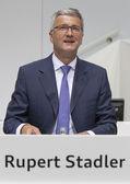 Reunião de acionistas de Audi e de produção da fábrica — Fotografia Stock