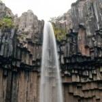 Svartifoss waterfall — Stock Photo #60067309