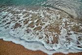 Coast of Lloret de Mar — Stock Photo