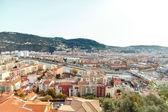 Residential quarters, Nice, France — Foto de Stock