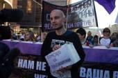 Former political prisoner Vladimir Akimenkov — Stockfoto