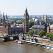 London in an aerial view — Stock Photo #52164363