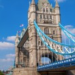 Tower bridge in Londen — Stockfoto #52243289