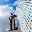 Sculpture of Igor Mitoraj in La Defense Paris — Stock Photo #54475007
