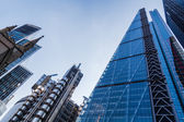Lloyds Building in the City of London — Stock Photo