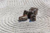 Zen bahçesi — Stok fotoğraf