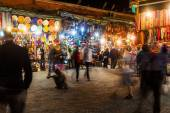 In the souks of Marrakech, Morocco — Stock Photo