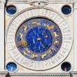 Astronomical clock at the St Marks Square in Venice, Italy — Stock Photo #54800901