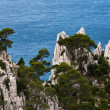 Calanques near Marseille, France — Stock Photo #54859535