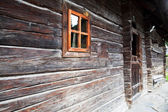 Old blockhouse in the Austrian Alps — Stock Photo