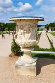 The gardens of the Palace of Versailles — Stock Photo