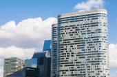Skyscraper Coeur Defense in La Defense, Paris — Stock Photo