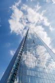 Skyscraper The Shard in London, UK — Stock Photo