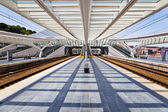 Station Guillemines in Liege, Belgium — Stock Photo