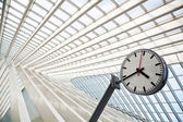 Station Guillemins from architect Santiago Calatrava in Liege, Belgium — Stock Photo