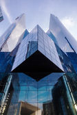 Modern office buildings in the financial districts La Defense in Paris, France — Stockfoto