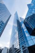 Modern office buildings in the financial districts La Defense in Paris, France — Stock Photo