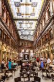 Galleria Alberto Sordi in Rome, Italy — Stock Photo