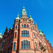 Постер, плакат: Old buildiings in the warehouse district of Hamburg Germany