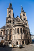 Bonn Minster in Bonn, Germany — Stock Photo