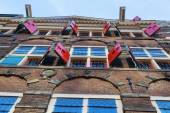 Rembrandt House Museum in Amsterdam, Netherlands — Stock Photo