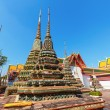 Wat Pho or Temple of the Reclining Buddha in Bangkok, Thailand — Stock Photo #62362703