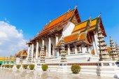 Wat Suthat in Bangkok, Thailand — Stock Photo