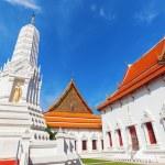 Wat Mahathat in Bangkok, Thailand — Stock Photo #62612787
