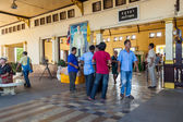 Railroad station of Ayutthaya, Thailand — Stock Photo
