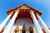 Wat Pho tempel in Bangkok, Thailand — Stock Photo