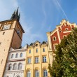 Old town water tower in Prague, Czechia — Stock Photo #62982543