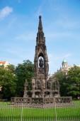 Historical monument in Prague, Czechia — 图库照片
