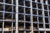 Building teardown — Stock Photo