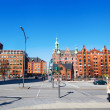Famous Speicherstadt in Hamburg, Germany — Stock Photo #63104889