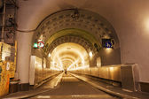 Old Elbe Tunnel in Hamburg, Germany — Foto Stock
