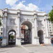 Постер, плакат: Marble Arch in London UK