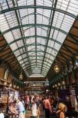 Covent Garden Market Hall a Londra, Uk — Foto Stock